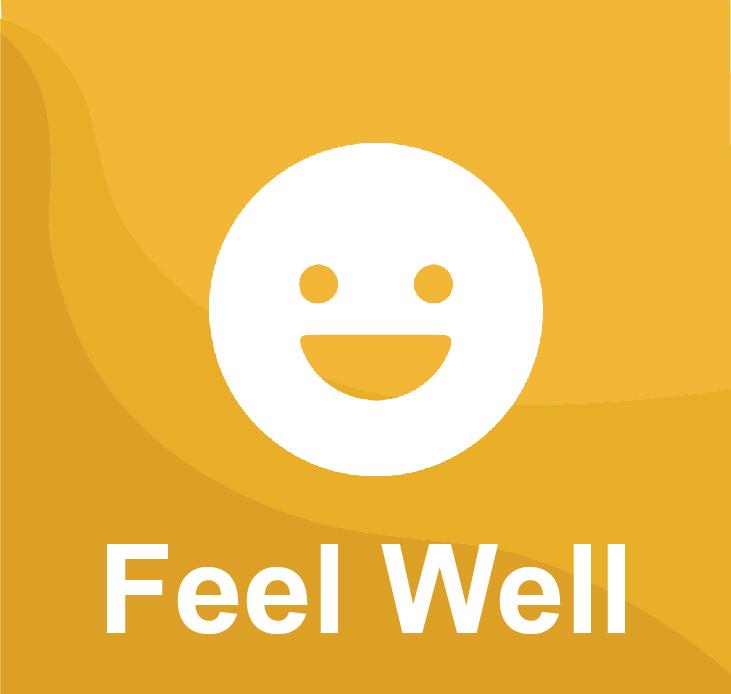 feel well button