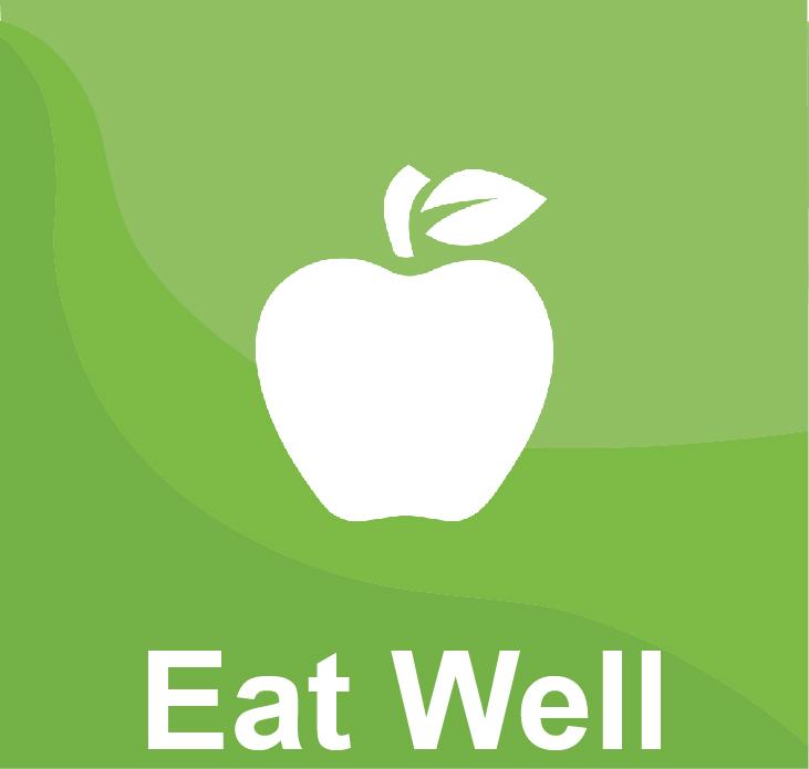 eat well button