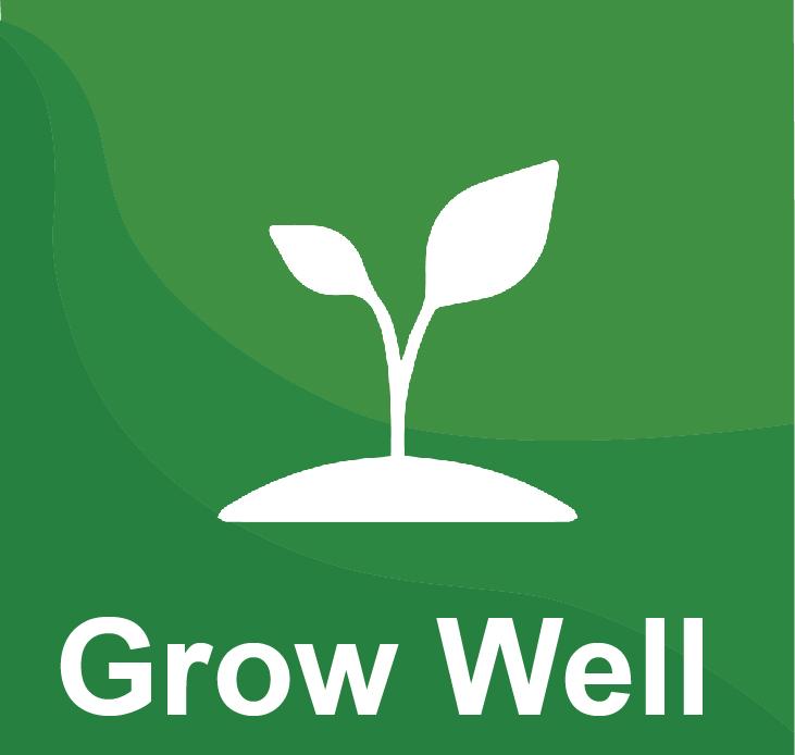grow well button